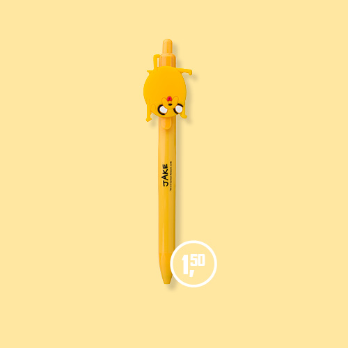 Adventure time gel pen