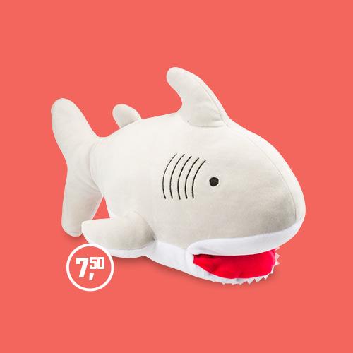 Knuffel haai