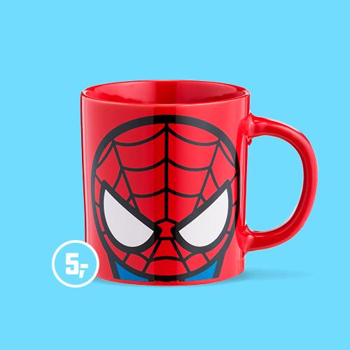 Marvel Spiderman mok