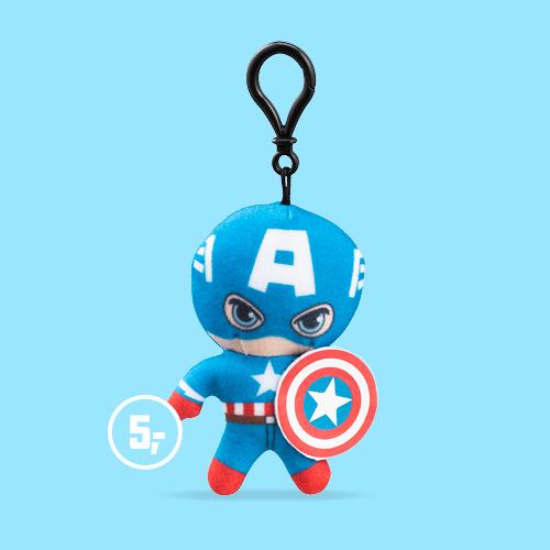 Marvel Captain America sleutelhanger
