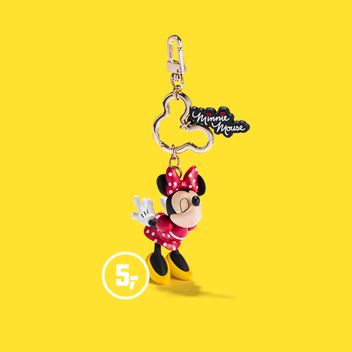Disney Minnie Mouse sleutelhanger