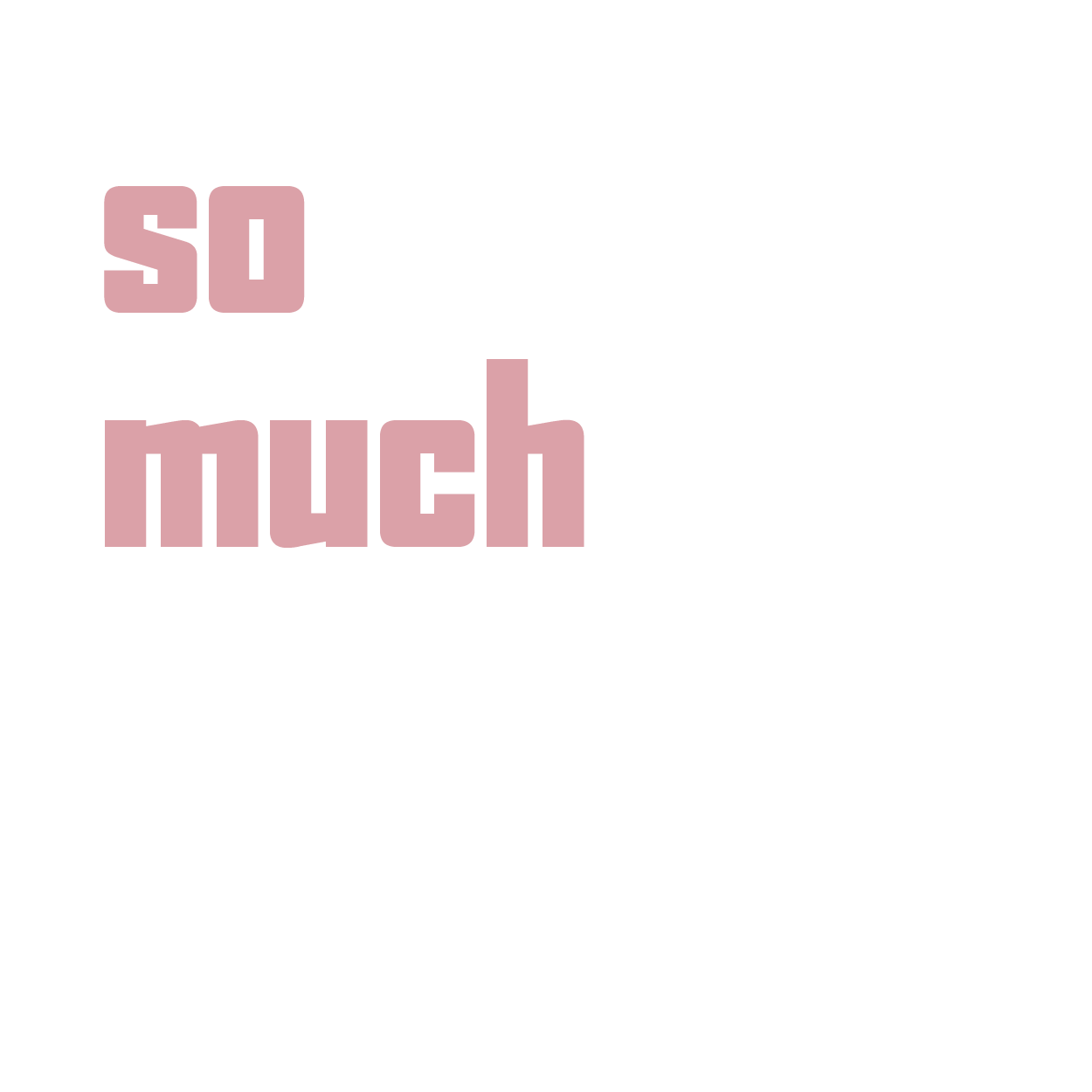 So ho ho much gifts
