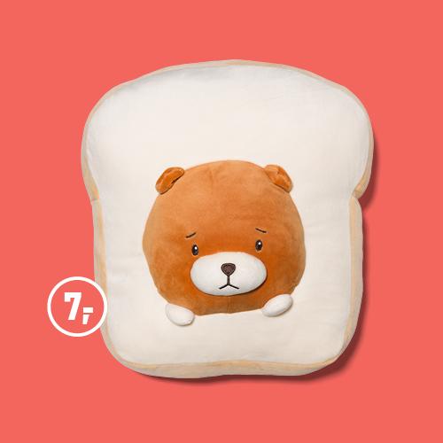 We Bare Bears knuffel toast