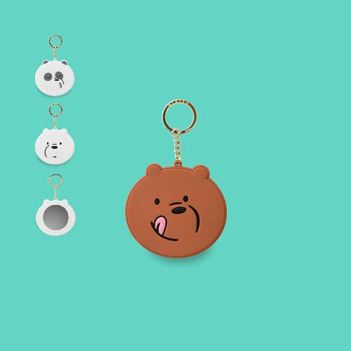We Bare Bears sleutelhanger