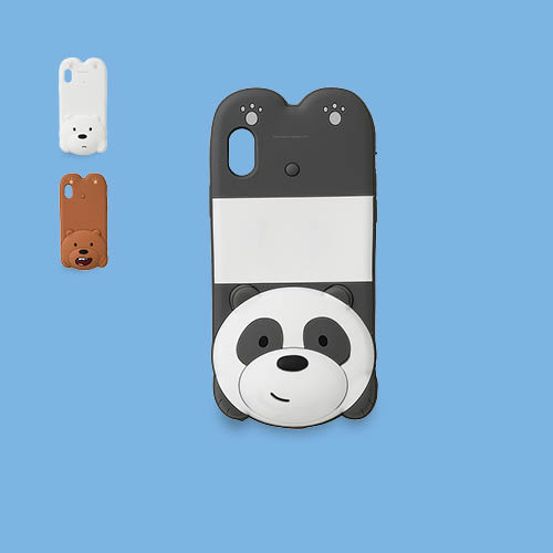 We Bare Bears Smartphone hoesje