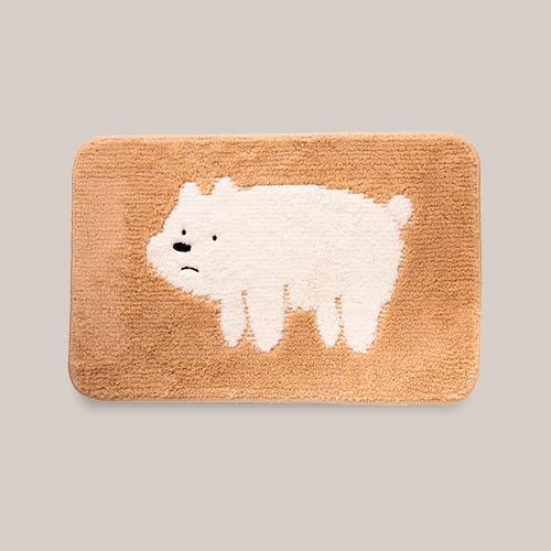 We Bare Bears badmat